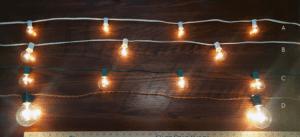 Edison cafe string styles