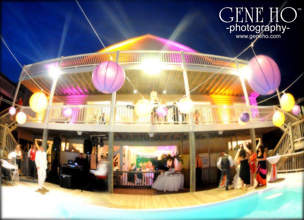 Desiree & Greg's Beach House Wedding and Reception