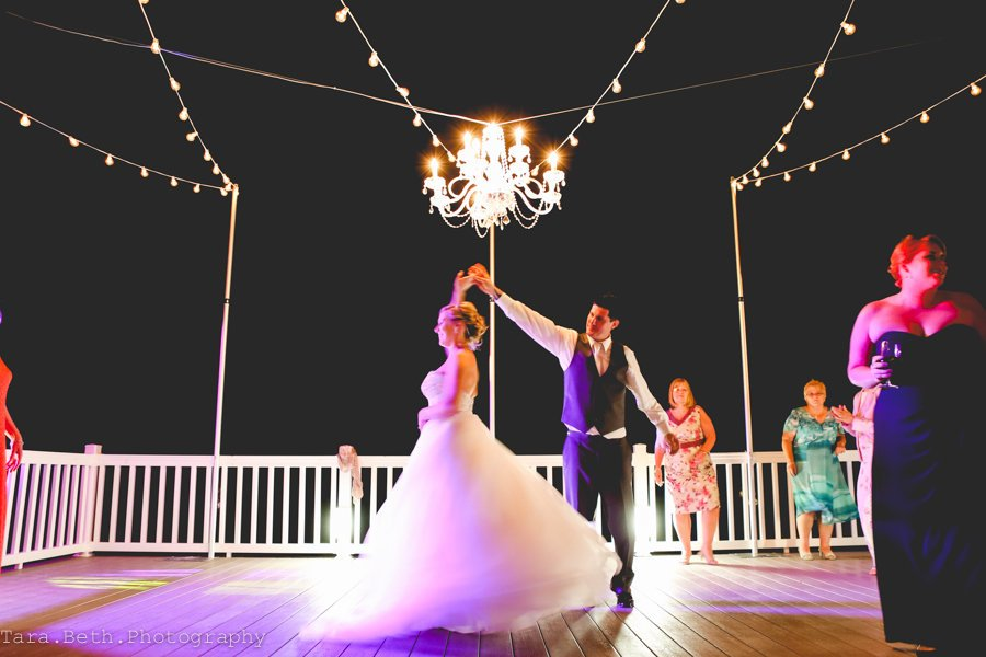 Lauren & Jeff – Ocean Isle Beach House Wedding & Reception