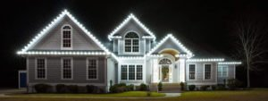 WUL Christmas Lights Installation Wilmington NC