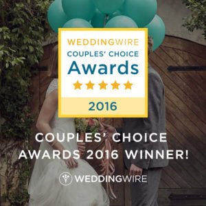 2016 Event Lighting Wedding Wire Couple Choice Awards Winner