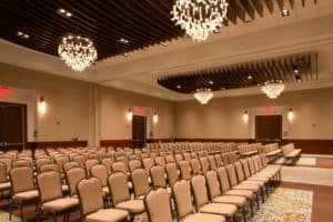 wilmington convention center no lights