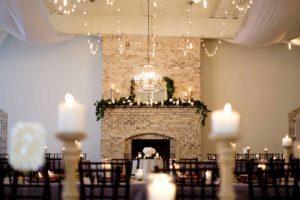 Wrightsville Manor wedding lighting inside ideas